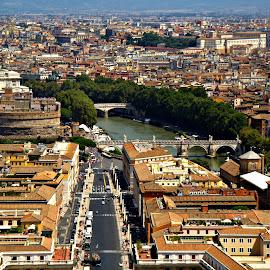 Vatican by João Pedro Loureiro - City,  Street & Park  Skylines