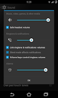 Screenshot of Flow Theme for CM10