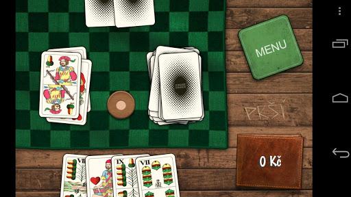 Prší - screenshot