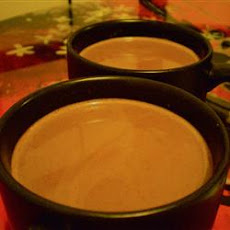 Delicious Vegan Hot Chocolate