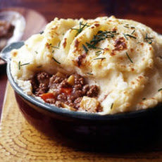 Horseradish-Mashed-Potato Shepherds Pie