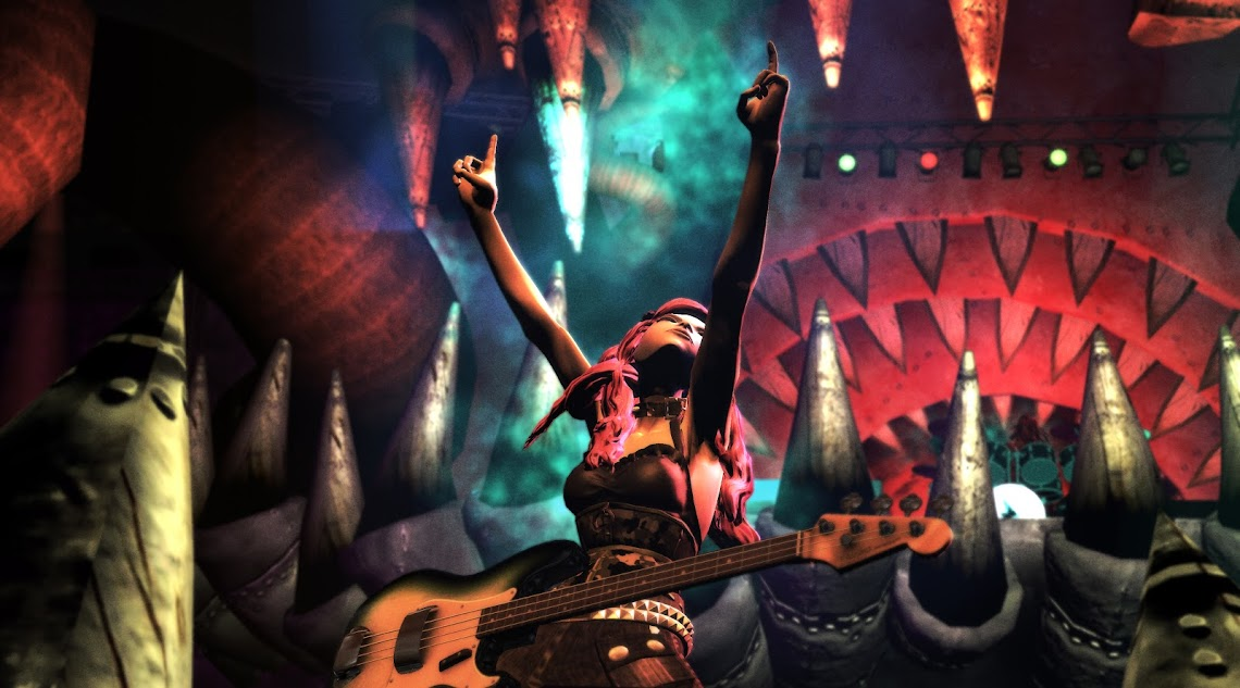 Activision attacks Rock Band