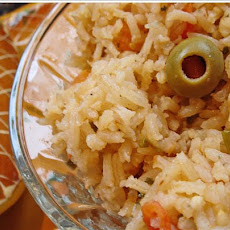 Sopa Seca De Arroz- Mexican Rice