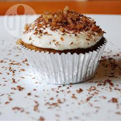 Sweet Potato Cupcakes With Cream Cheese Frosting