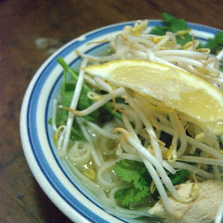 Vietnamese Chicken Soup recipe – 163 calories