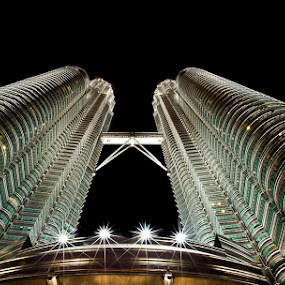TWIN PETRONAS by Andrial Kusuma - Buildings & Architecture Office Buildings & Hotels