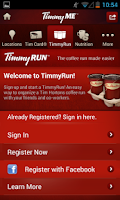 Screenshot of TimmyMe