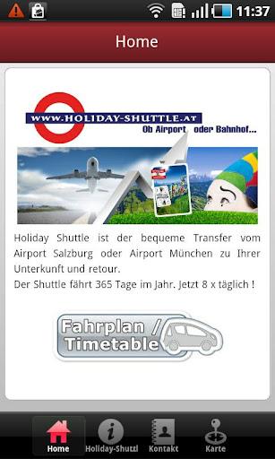 Holiday Shuttle