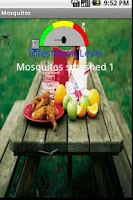 Screenshot of Mosquito Smash