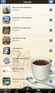 Cafetivity - screenshot