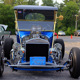 Streer Rod by Rick Touhey - Transportation Automobiles ( street rod, classic car, ford )