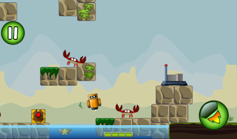 Screenshot of Rocket Robot