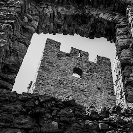 Abandoned Belfort Castle by Pietro Ebner - Buildings & Architecture Public & Historical ( belfort, castello, ruins, castle, abandoned,  )