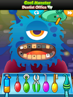 Screenshot of Monster Dentist Office