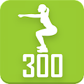300 Squats workout Be Stronger