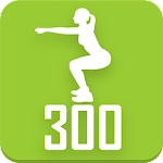 300 Squats workout Be Stronger 2.1.1 Apk