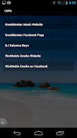 Screenshot of Free Greek Music App