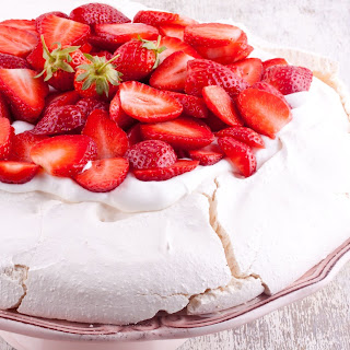 Strawberry Pavlova Dessert Recipes
