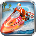 Game Powerboat Racing 3D apk for kindle fire