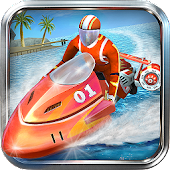 Game Powerboat Racing 3D APK for Kindle