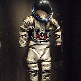 Early Spacesuit. by Todd Jackson - Artistic Objects Clothing & Accessories