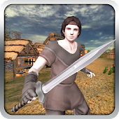 Game Warrior vs Robbers apk for kindle fire