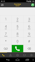 Screenshot of Bria Android - VoIP Softphone