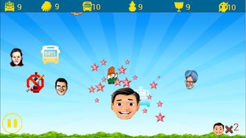 Screenshot of Super NaMo