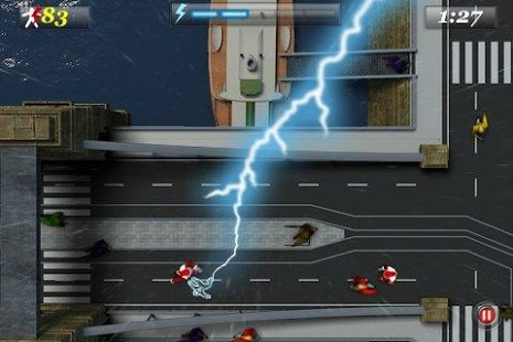 Zeus - Lightning Shooter Pro - screenshot