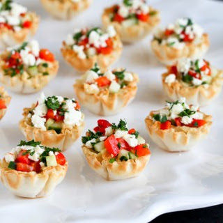 Mini Phyllo Appetizers Recipes