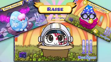 Screenshot of Egg Baby