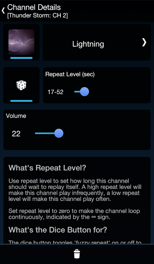 Ambio - Sleep Sounds Screenshot 5