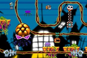 Screenshot of Uncle Pumpkin's Journey