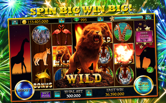 Slots™ Wolf FREE Slot Machines APK screenshot thumbnail 4