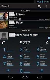 App Dialer One – free smart dialer APK for Kindle