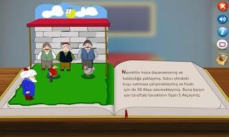 Screenshot of Nasrettin Hoca Hikayeleri