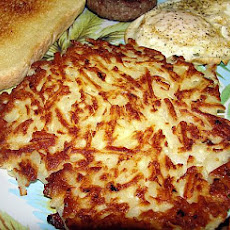 Easy Hash Browns Pancakes