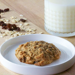 Francis Linsner's Oatmeal Cookies