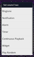 Screenshot of Top Free Ringtones