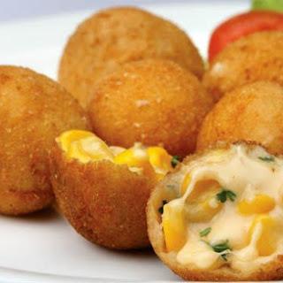 Sweet Corn Balls Recipes