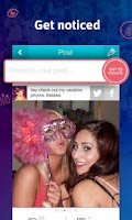 Screenshot of Flirt Chase free chat, videos
