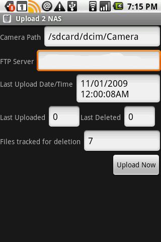 【免費媒體與影片App】Upload 2 NAS-APP點子