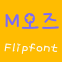 M_OZ Korean FlipFont