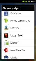 Screenshot of Laugh Box