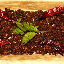 Spices- Test Maker by Vikas Kumar - Food & Drink Ingredients ( chillies, food, ingredient, spices, cloves )