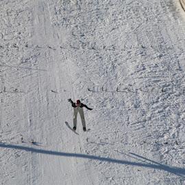 time to go and fly like a eagle by Jon Radtke - Sports & Fitness Snow Sports ( time to go and fly like a eagle )