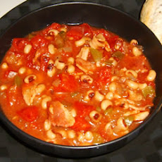 Black-Eyed Pea Chowder