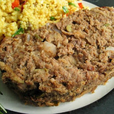 Rosemary Apple Meatloaf: