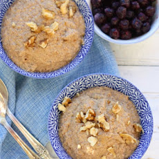 Walnut & Coconut Porridge, grain-free