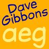 Dave Gibbons FlipFont
